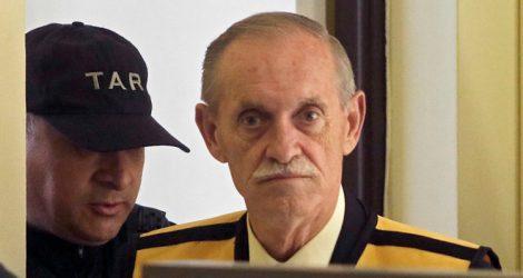 CONCEPCION: Miguel Krassnoff careado por causa de torturas a ex militante del Mir.